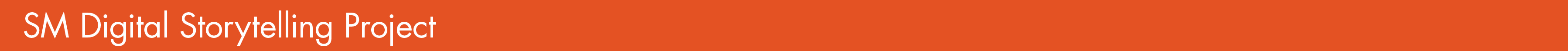 new orange SM digital